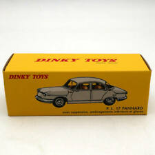 DeAgostini 1/43 Dinky toys 547 PL 17 Panhard Red Diecast Models Limited Edition