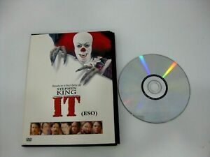 IT (ESO) DVD HARRY ANDERSON DENNIS CHRISTOPHER RICHARD MASUR ANNETTE O'TOOLE