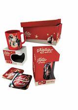 Fallout NUKA COLA Mug, russes et Pinte Verre Boîte de Cadeau-Cadeau de Noël