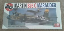 Airfix Martin Marauder B26 C New Sealed Ref No 04015 Series 4 1/72 Scale