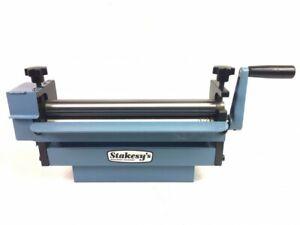 SR305X32V Vice Mounted Sheet Metal Slip Roll