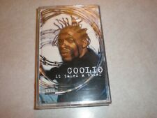 Coolio CASSETTE It Takes A Thief SEALED