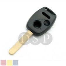 Remote Key Shell fit for HONDA Odyssey Rigeline Accord Replacement Fob 3 Button