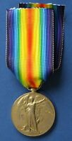 British military medal WW1 Victory Medal 730919 GNR W. MARKS R.A. [15273]