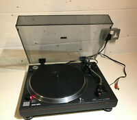Limit DJ-2500B Belt Drive Turntable Record Player Deck
