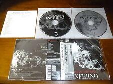 Marty Friedman / Inferno JAPAN+2 CD+DVD C