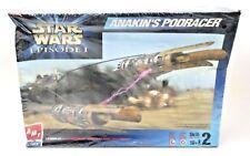 AMT ERTL Star Wars Episode I Anakin's Podracer plastic 1/32 model kit P/N: 30122