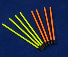Hollow Pole Float Tips 1.0mm - 2.0mm (Pole float making & supplies)