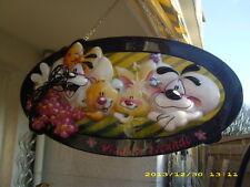 DIDDL LAMPE-Publicité Lampe Luminaire - --- Grand -- Enfants kunsttstoff