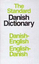 Standard Danish-English, English-Danish Dictionary, , Very Good Book