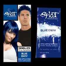 Splat Singles Hair Color Dye Foil Packs 1.5 oz EACH  NEW You Choose Color
