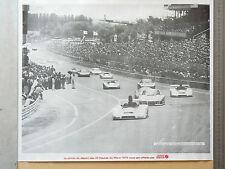 Affiche  24 HEURES DU MANS    1979            Départ        Le Mans