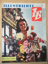 ZEIT IM BILD 2/1959 * Sebnitz Erste Stern von Menschenhand Dunkele Geschäfte