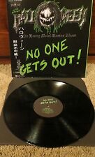 Halloween No One Gets Out LP Vinyl Record new numbered limited edition
