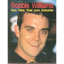 ROBBIE WILLIAMS - Von Take That zum Solostar