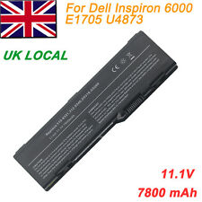 9 Cell Laptop Battery for Dell Inspiron 6000 9200 9300 9400 D5318 E1705 G5260