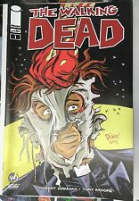 WALKING DEAD #1 Raleigh 2015 Wizard World Comic Con Exclusive Variant Exclusive