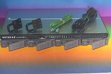 "Netgear Ready NAS 1100 RNR4000 Server 19"" Rackmount Video Netzwerk-Speicher"