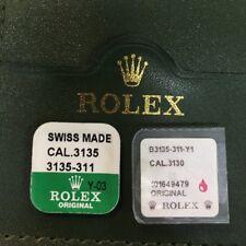 Rolex Original Mainspring 3135 3130 Calibers 16610 116610 116234 116233