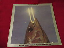 REO SPEEDWAGON YOU CAN TUNE A PIANO, BUT YOU CAN'T TUNA FISH 1978 EPIC JE 35082