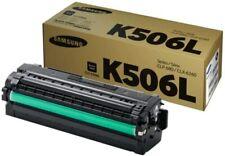 SAMSUNG XXL Toner CLT-K506L (SCHWARZ) CLP- 680 DW CLX- 6260 - NEU OVP