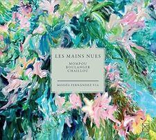 Mompou / Moises Fern - Les Mains Nues - the Bare Hands [New CD]