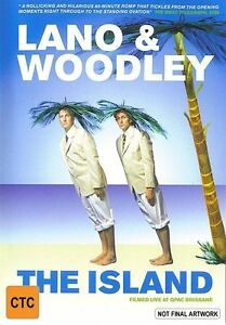 Lano & Woodley - The Island - Lano and Woodley - Region 4 DVD