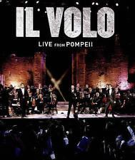 IL VOLO: LIVE FROM POMPEII NEW DVD