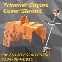Engine Cover Shroud for Stihl FS120 FS200 FS250 4134-084-0911 String Trimmer !