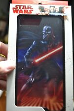 STAR WARS ORIGINAL DARTH VADER GRAPHIC CELL PHONE CASE FOR IPHONE 7 PLUS & 6+