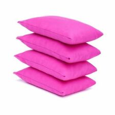 Pouf e gonfiabili rosa per la casa 100% Cotone