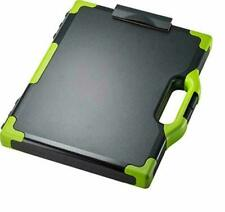 Contractor Clipboard One Touch Spring Latch Protective Molded Corners Storage