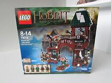 LEGO THE HOBBIT 79016 Attack on Lake Town - MISB