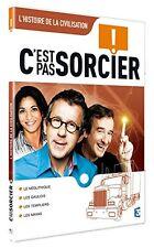 """DVD """"C est Pas Sorcier  l histoire de la civilisation"""""""