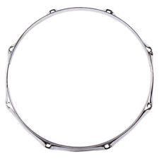 "Gibraltar SC1408BS 14"" Metal Replacement 8-Hole Drum Hoop"