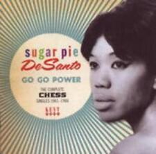 Go Go Power-Complete Chess Singles 1961-1966 von Sugar Pie Desanto (2009)