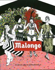 Publicité contemporaine issue de magazine cafés Malongo
