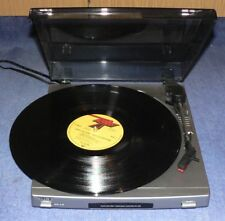 Mini-Plattenspieler Sony PS-J20 (mit integriertem Vorverstärker und neuer Nadel)