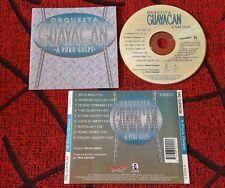 ORQUESTA GUAYACAN **A Puro Golpe ** ORIGINAL 1994 Spain CD