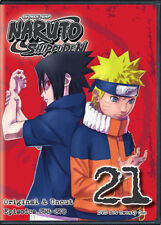 Naruto Shippuden Uncut Set 21 [New DVD] Full Frame, 2 Pack