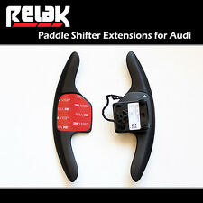 Shift Paddles for Audi A3 S3 A4 S4 A5 S5 - DSG Steering Wheel Shifter Extensions