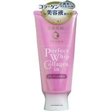 JAPAN SHISEIDO SENKA PERFECT WHIP COLLAGEN IN FACE SKIN WASH/CLEANSING(120g)