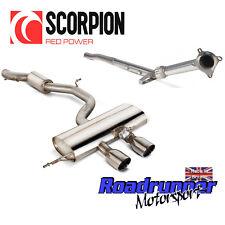 "Scorpion Golf R MK6 Turbo Nuevo Escape 3"" atractivo & Euro bajante elimina Gato"