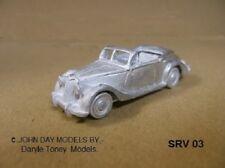 00/4mm 1:76 JOHN DAY WHITE METAL KIT *NEW MODEL* RILEY  2.5 LITRE DHC 1948 - 51