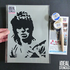 Keith Richards Reutilizable Plantilla Arte Manualidades Pared Decorativa Pintar