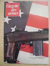 Gazette des armes n° 41 sept 1976 Pistolet à rouet Princier. La 22 LONG RIFLE.