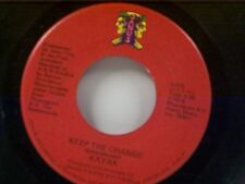 "KAYAK ""KEEP THE CHANGE / IVORY DENCE"" 45 NEAR MINT"