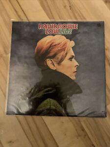 David Bowie Low Live Coloured Vinyl!
