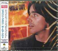 JACKSON BROWNE-HOLD OUT-JAPAN CD C68