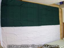 Fahnen Flagge Schützenfest - 2 - Grün Weiss - 150 x 250 cm